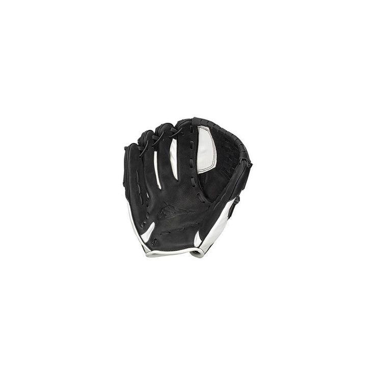 "Easton Z-Flex FP 12"" in Fastpitch Softball Glove ZFXFP1200 BKWH LHT"