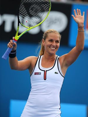 WTA hotties: 2015 Hot-100: #10 Dominika Cibulkova (@Cibulkova)