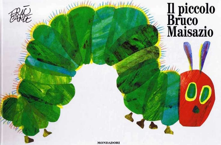 MadreCreativa: Laboratorio/ Animazione Il Piccolo Bruco Mai Sazio