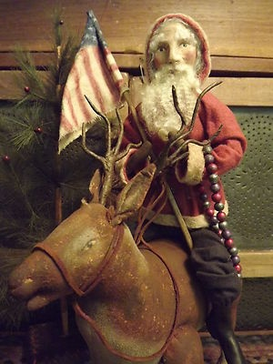 169 Best Holiday Christmas Santas Images On Pinterest