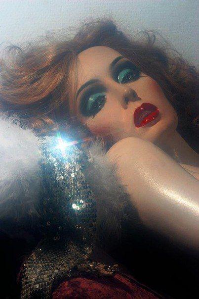 70s doll <3 http://www.pinterest.com/mrblackisback/