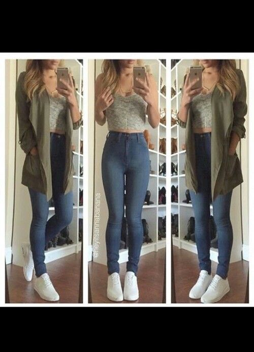 cute casual outfit for any occasion <3