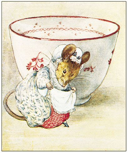 BEATRIX POTTER | The Tailor of Gloucester |