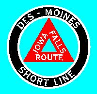 Des Moines, Iowa Falls and Northern Railway (1901-1908). Sold to Saint Paul and Des Moines Railroad Company in 1908.