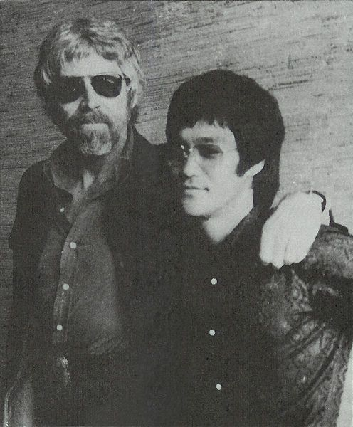 James Coburn and some Kung-Fu dude on the right...anybody know him??MartialArtsPhenomenon44b