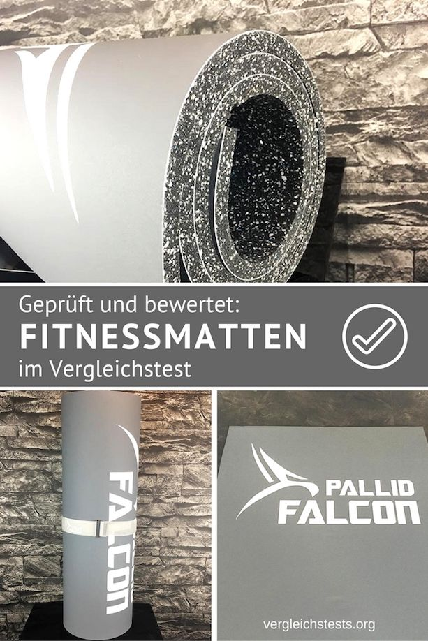 #Sport #Fitness #Fitnessmatte #Sportmatte #Seilspringmatte #Vergleichstest #Check #Produkttest