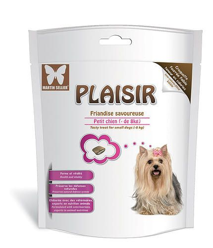 3,58€ Friandises Plaisir by Héry chien adulte 300g