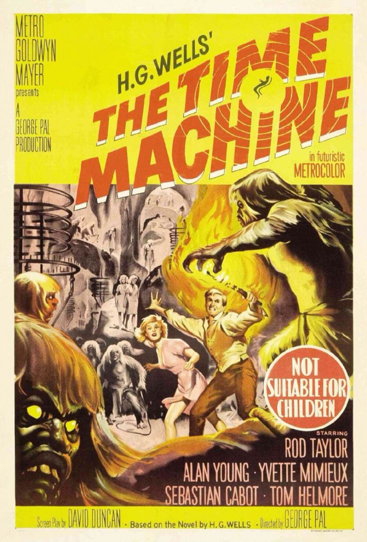hg wells the time machine essay