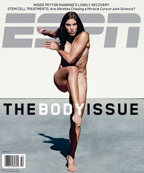 Marry Me...espn 2011 body issue // hope solo