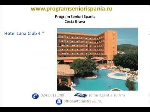 Program Seniori Spania - Costa Brava  2013-2014 www.programseniorispania.ro   #seniorvoyage