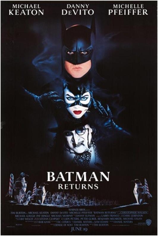 Batman Returns @ Mediateca de #cafedunordun #batman