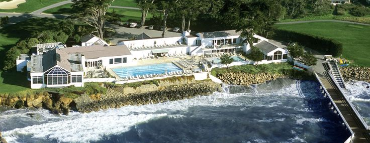 Pebble Beach The Beach & Tennis Club - Reception