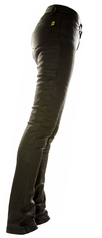 Draggin Jeans Slix Kevlar Ladies Jeans back