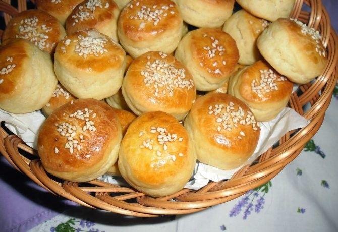 Burgonyás-vajas pogácsa Mandulától | NOSALTY – receptek képekkel