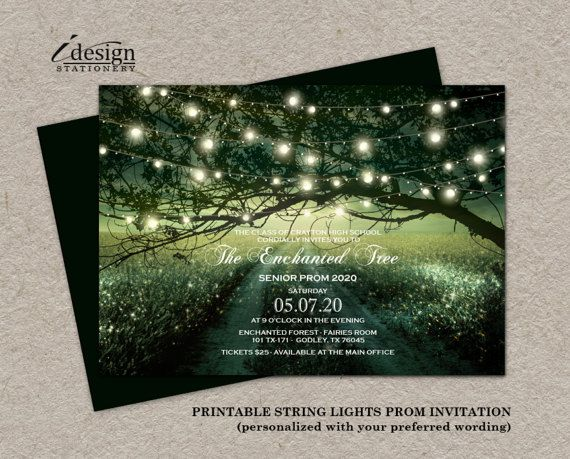 Mer enn 25 bra ideer om Prom invites på Pinterest Hollywood - prom tickets design