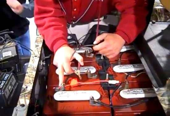 How to Check Water And Maintain Your Trojan Golf Cart Batteries And State of Charge Chart #Golfcarts #Trojan #GolfCart