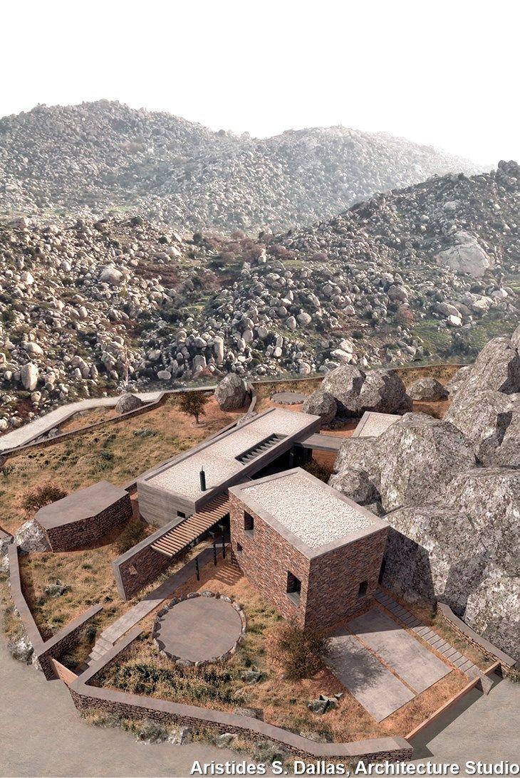 Πανελλαδική Διάκριση για την «Κατοικία στο Βωλάξ» | Τήνος Today - Tinos Today