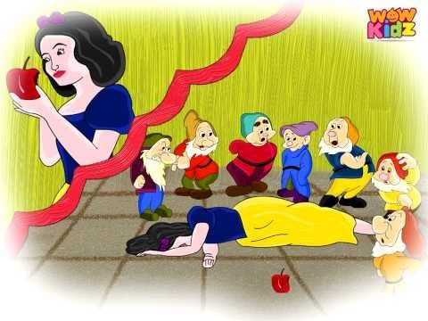 The Story of Snow White - English