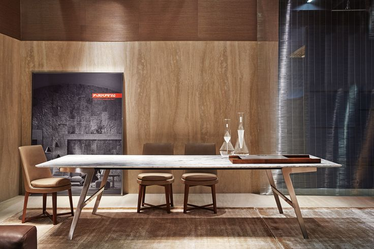 FLEXFORM SOFFIO #table #design Antonio Citterio