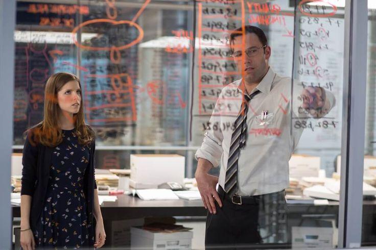 'O Contador', a trama acompanha Christian Wolff (Ben Affleck) é um portador da Síndrome de..