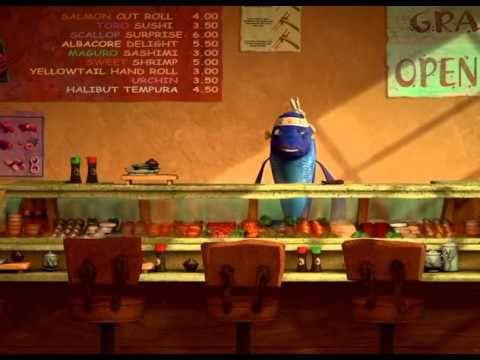 Shark Tale: Sushi Bowl - YouTube