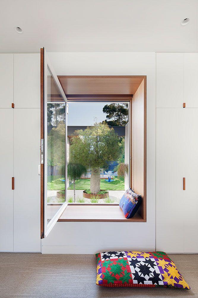 10 besten Windows Bilder auf Pinterest Hausbau, Fensterelemente - kleines schlafzimmer fensterfront