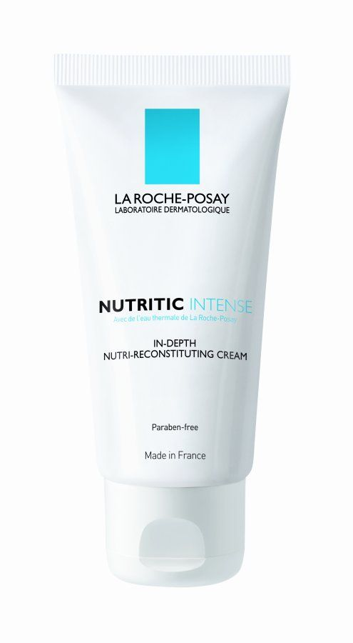 La Roche Posay Nutritic Intense (dry To Very Dry Nutritic Intense Ultrafine enveloping cream cream that intensely reconstitute superior layers of the epidermis. INNOVATION MPlipids a new generation of lipids with proven efficacy on the synthesis of  http://www.MightGet.com/january-2017-11/la-roche-posay-nutritic-intense-dry-to-very-dry.asp