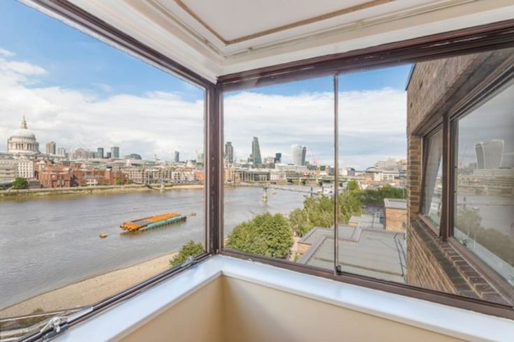 Check out this awesome listing on Airbnb: Fantastic City Views, River Thames & Tate Modern - Apartments for Rent in London
