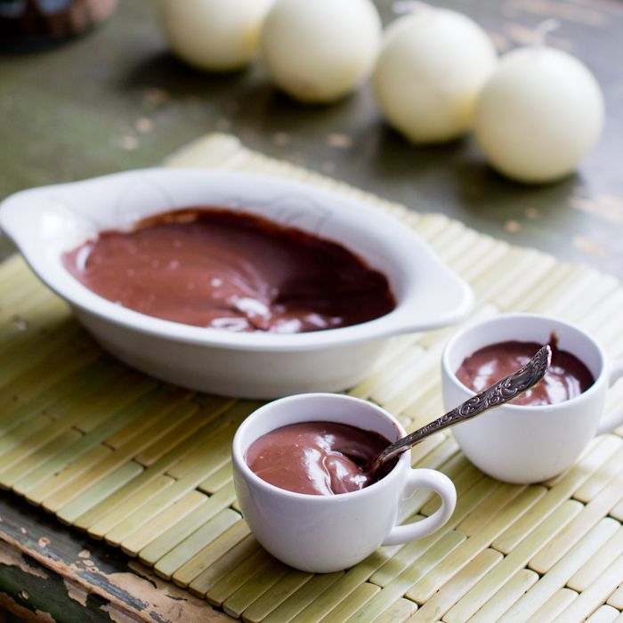 Easy Chocolate Pudding - the easiest recipe I've read so far!