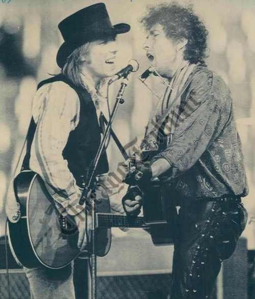 Tom Petty Bob Dylan