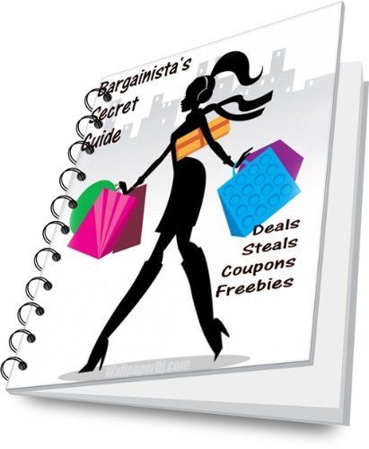 Bargainista's Secret Guide- To Saving Money by LaShanda Glover, http://www.amazon.com/dp/B005U8NZR2/ref=cm_sw_r_pi_dp_o11usb179X8EN