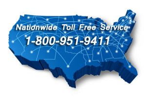 Offering Nationwide #TollFreeService!