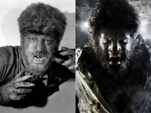 """Wolfman 1941 - Lon Chaney Jr. is the """" Master """" I think."""
