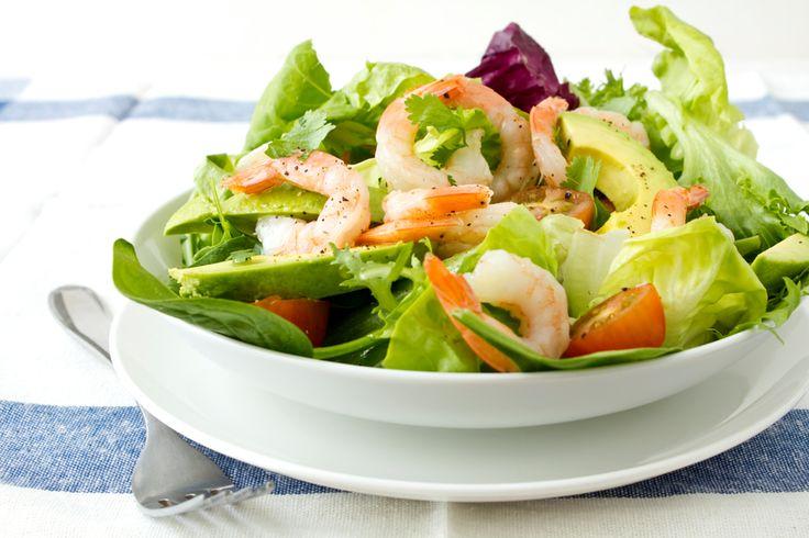 Insalate di mare: 10 idee per pranzi, cene e aperitivi; Seafood salads: 10 ideas for lunches, dinners and appetizers