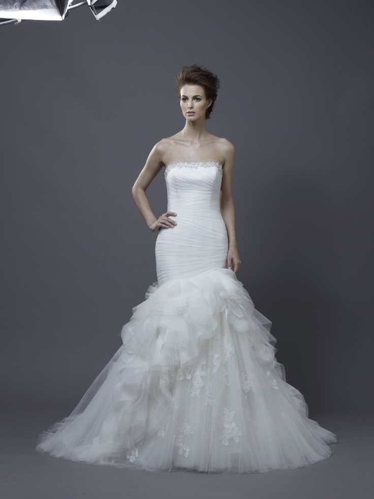 Igen Szalon Enzoani wedding dress - Haldana #igenszalon #weddingdress #enzoani