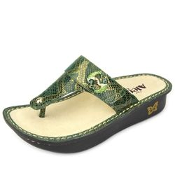Click here for AlegriaShoeShop.com and the Carina Fancy Fish sandal by Alegria Shoes.  Comfort, style,