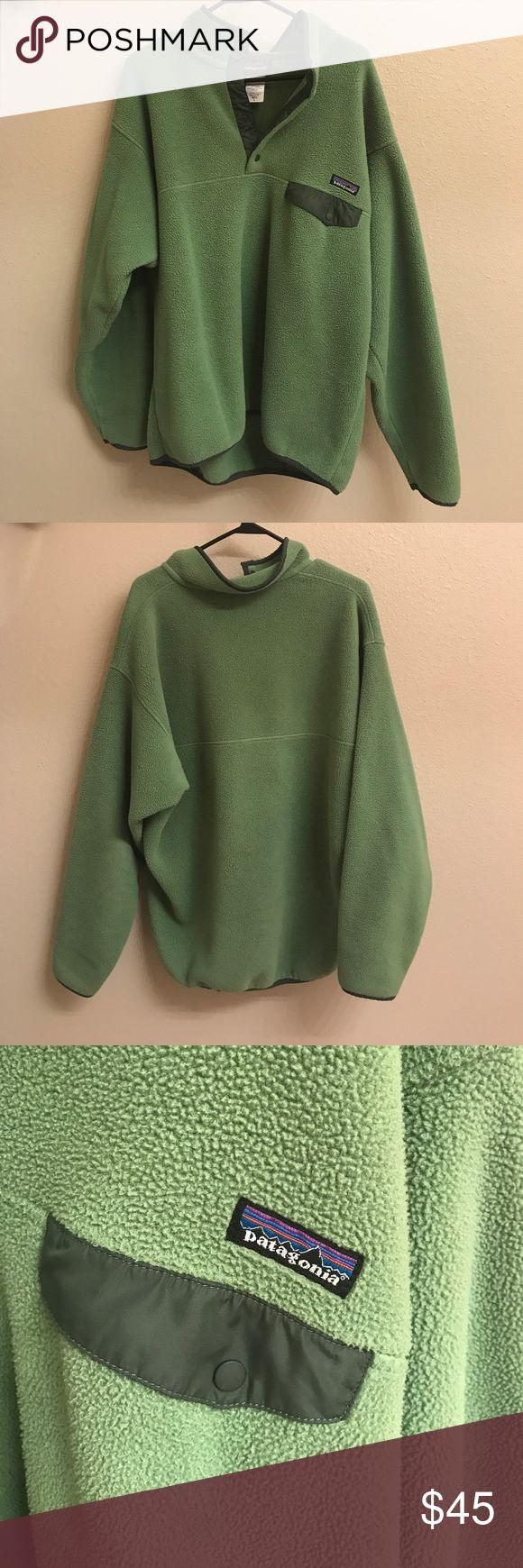 men's large Patagonia pullover men's large Patagonia pullover Patagonia Jackets & Coats