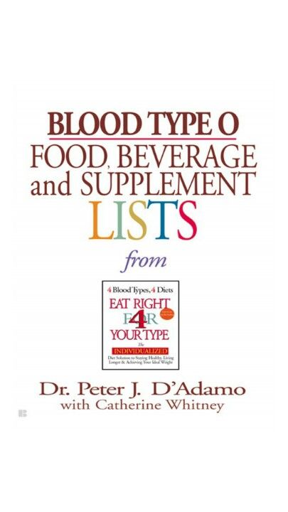 dating according to blood type 02112015 here's how to eat according to your blood type  dr d'adamo believes it to be a more recently evolved blood type, dating  more from times of india.