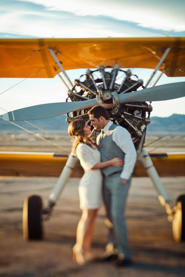 Mad Men & Aviator themed engagement shoot  |  The Frosted Petticoat