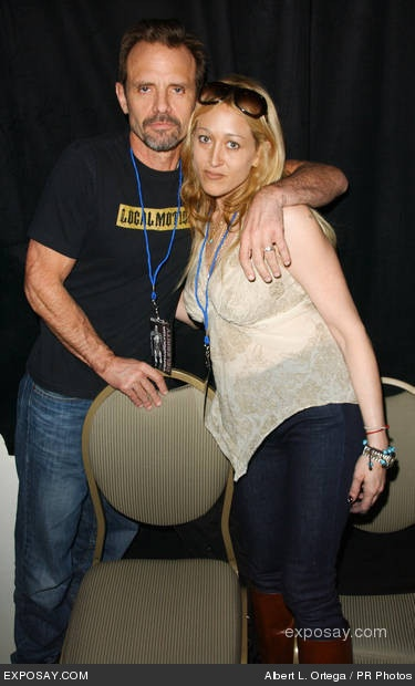 michael biehn & jennifer blanc   Hollywood couples ...