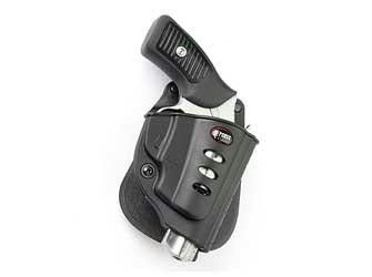 Ruger SP 101 with Fobus Holster