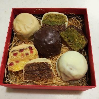 「【バレンタイン2017】ミニザッハトルテ」メンドリ。 | お菓子・パンのレシピや作り方【corecle*コレクル】
