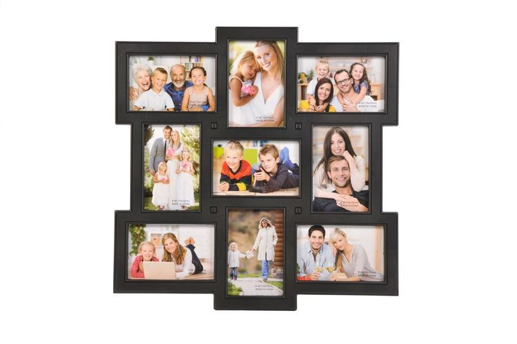 Large Multi Picture Frames
