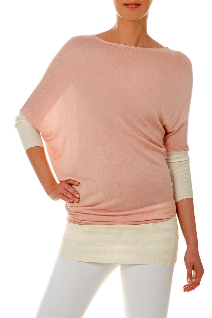 ladies knitted blouse f/f