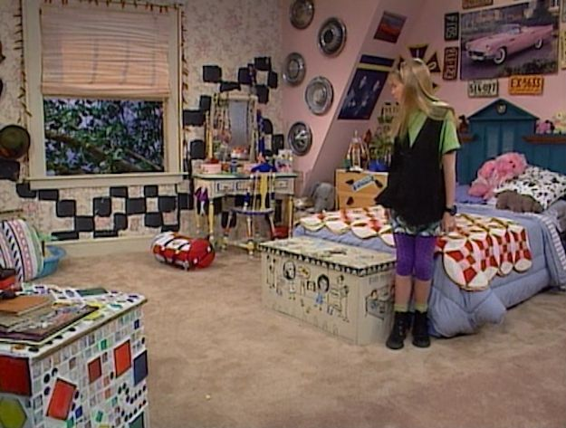 10 Bedrooms You Wish You Had As A Kid -- Clarissas Room - Clarissa Explains It All