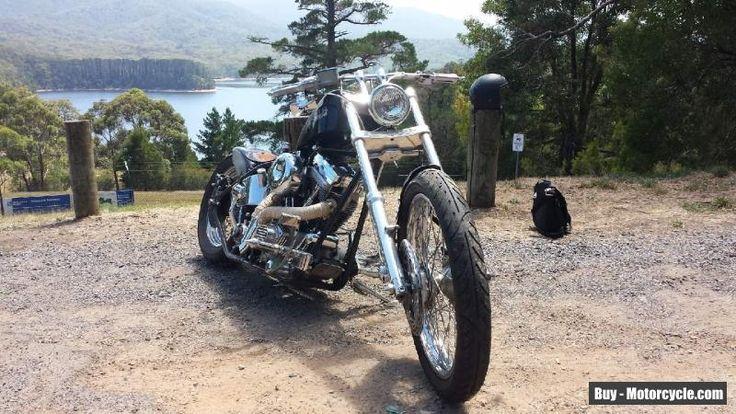 Harley Davidson Rigid Evo Bobber Chopper #harleydavidson #rigidchopper #forsale #australia