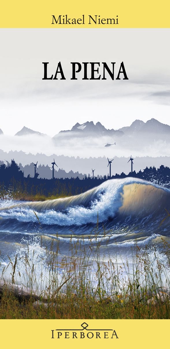 Mika Niemi, La piena, Iperborea Editore  All'inizio è solo un mormorio, un'eco lontana. Poi un boato, un rombo sinistro. E quando lo vedi arrivare è troppo tardi: un muro di acciaio in corsa, un ruggente mostro famelico che inghiotte ogni cosa. È il fiume Lule, nel nord della Svezia, che per le lunghe piogge d'autunno monta in un'incontenibile onda devastando la valle e trasformando le sue alte dighe in risucchianti cascate.  http://iperborea.com/titolo/323/