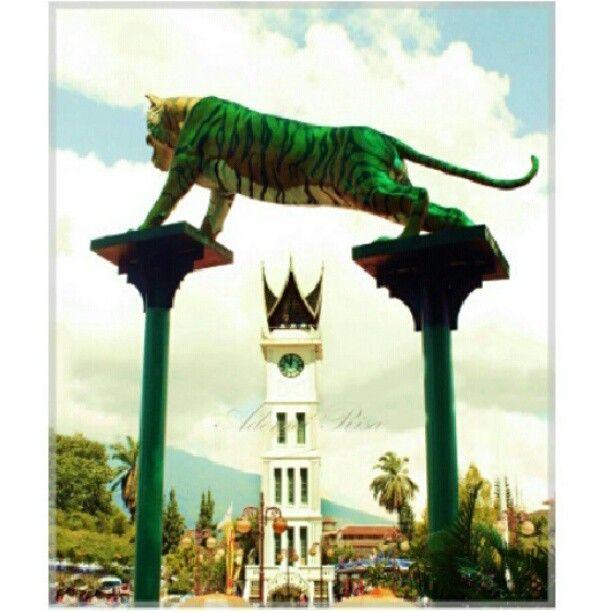 Jam Gadang, Bukittinggi.