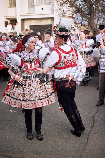 moravian czech dress - Google Search