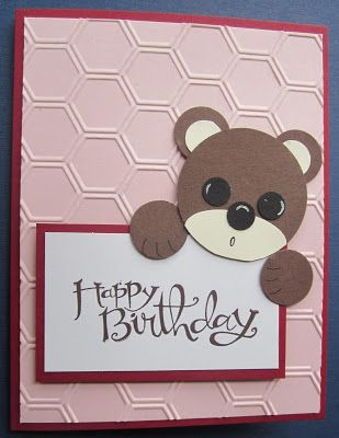 The 131 Best Kids Cards Images On Pinterest Birthdays Card Crafts